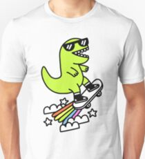 Rad Rex Slim Fit T-Shirt
