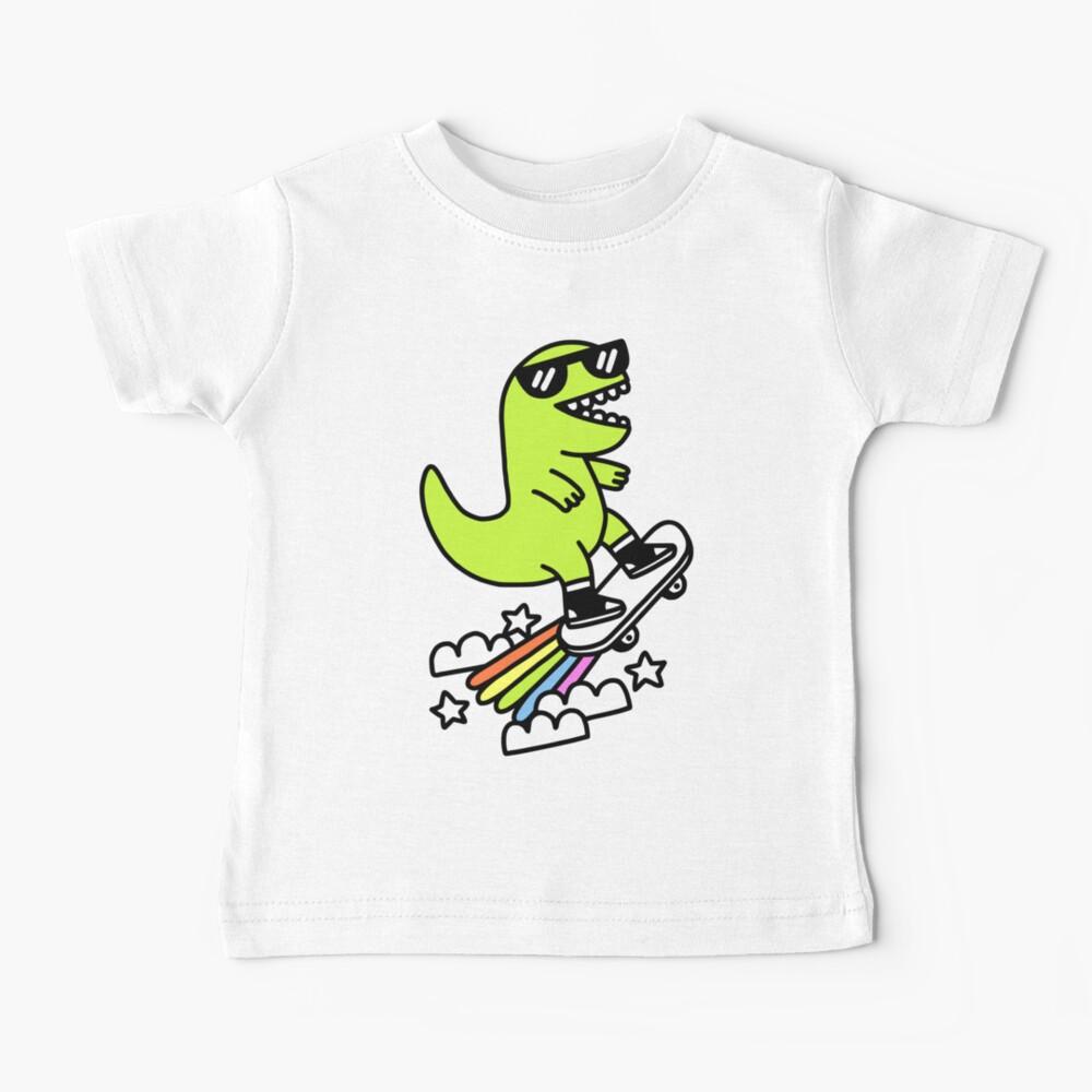 Rad Rex Baby T-Shirt