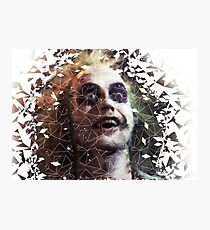 Beetlejuice Photographic Print