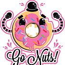 Go Nuts Donuts! by Chris Brett