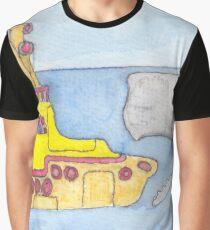 yellow submarine in Gefahr Graphic T-Shirt