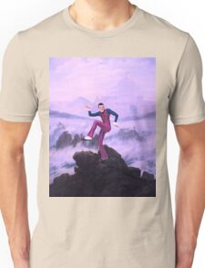 We are number one but it´s Wanderer above the Sea of Fog Unisex T-Shirt