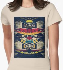 Good Luck Totem Pole, Abstract T-Shirt