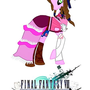 Aerith (pony version) FFVIIACC MMD AUDIO DRAMA by FFSteF09