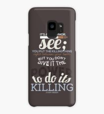 It's A Metaphor Case/Skin for Samsung Galaxy