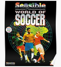 Sensible World of Soccer Poster