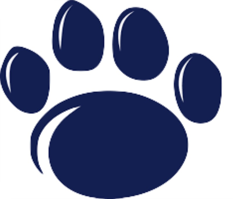 Quot Penn State Paw Quot Stickers By Scassway Redbubble