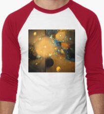 Sun Ovni Men's Baseball ¾ T-Shirt