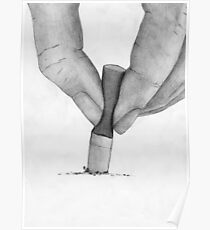 Cigarette Poster