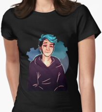 Crankgameplays! Women's Fitted T-Shirt