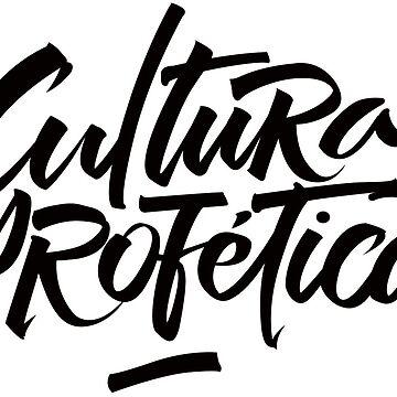 Cultura Profetica - Logo by anaiseguez