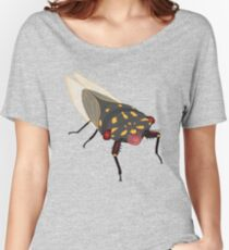 Cherrynose cicada (no text) Women's Relaxed Fit T-Shirt