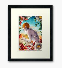 Moschatel Framed Print