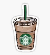 Starbucks Cup // By Phuxi Sticker