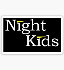 Night Kids Sticker