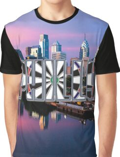 Darts Philadelphia Graphic T-Shirt