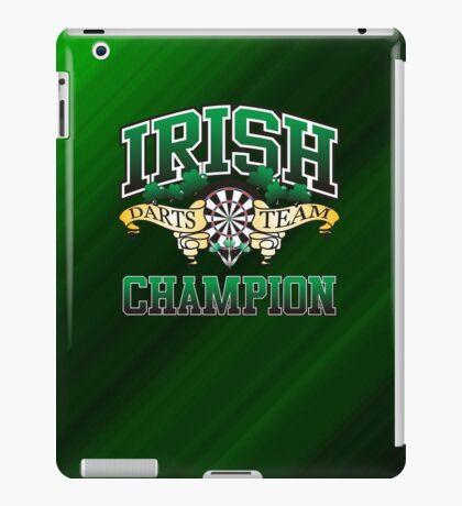 Irish Darts Champion iPad Case/Skin
