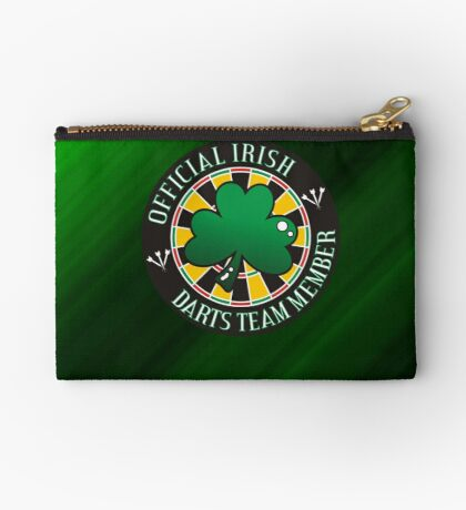 Official Irish Darts Team Member Studio Pouch