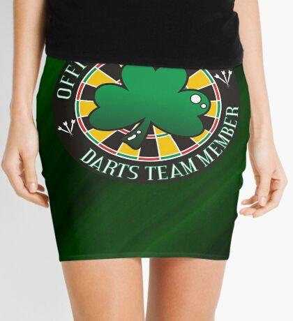 Official Irish Darts Team Member Mini Skirt