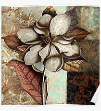 Ecru Magnolia Poster