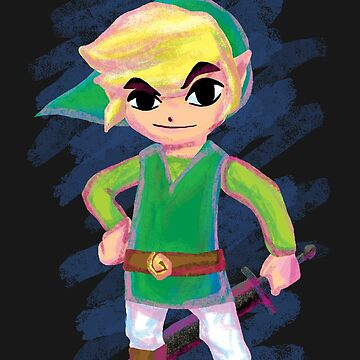 Breath of the Wind Waker by triforceawakens