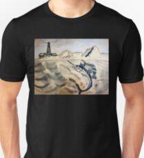 Free---sailfish--ing Unisex T-Shirt
