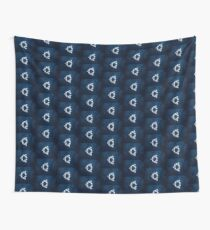 Ubuntu Blue Wall Tapestry