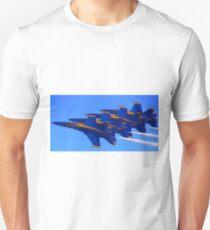 Blue Streaks T-Shirt
