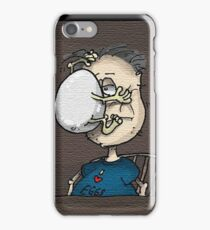 Egg on your face iPhone Case/Skin