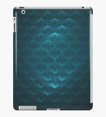 Squirtle Shell | Fractal Art iPad Case/Skin