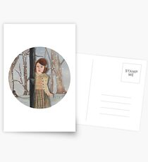 Lucy and the Lantern (Narnia) Postcards