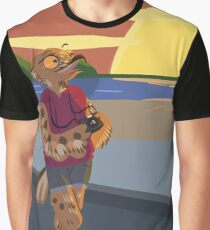 Tourist Potoo Graphic T-Shirt