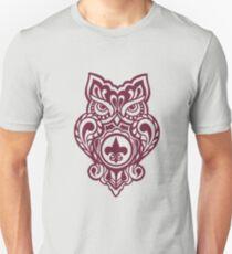 Berry Owl Unisex T-Shirt