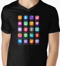 Potter Spell Icons T-Shirt