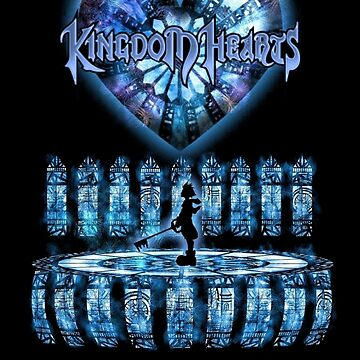 Kingdom Hearts by ic3fenix