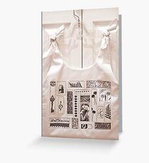 Sandra's Designer Bag Greeting Card
