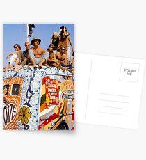 Woodstock Van Postcards