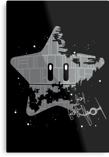 Super Death Star by ItokoDesign