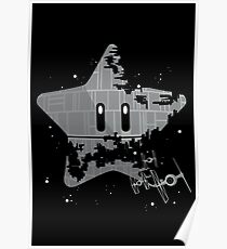 Super Death Star Poster