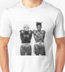 warhol & basquiat Unisex T-Shirt