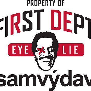First Dept. samvydav EYE LIE by FirstDept