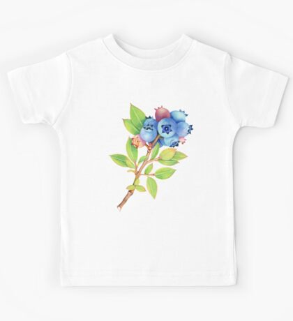 Wild Maine Blueberries Kids Clothes