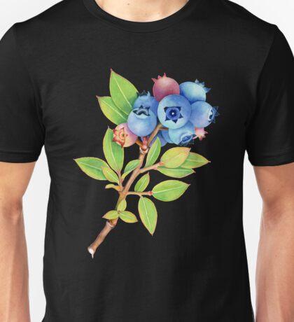Wild Maine Blueberries T-Shirt