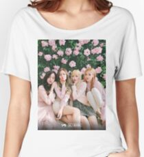 BlackPink Women's Relaxed Fit T-Shirt