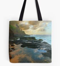 Secret Beach Lava Pools 2013 Tote Bag