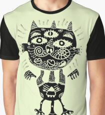 Some type of a cat Graphic T-Shirt