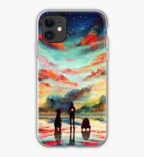 Space Dandy Star iphone case