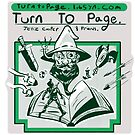 Turn to Page Artwork by jessie cooper