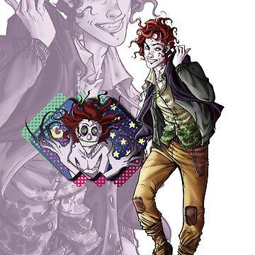 Marionettes in the Mist - Rolly (Banshee & Goblin Babysitter) by mischiefcorner