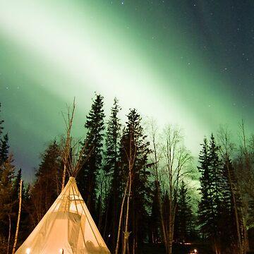 Northern Lights 2 by Jason